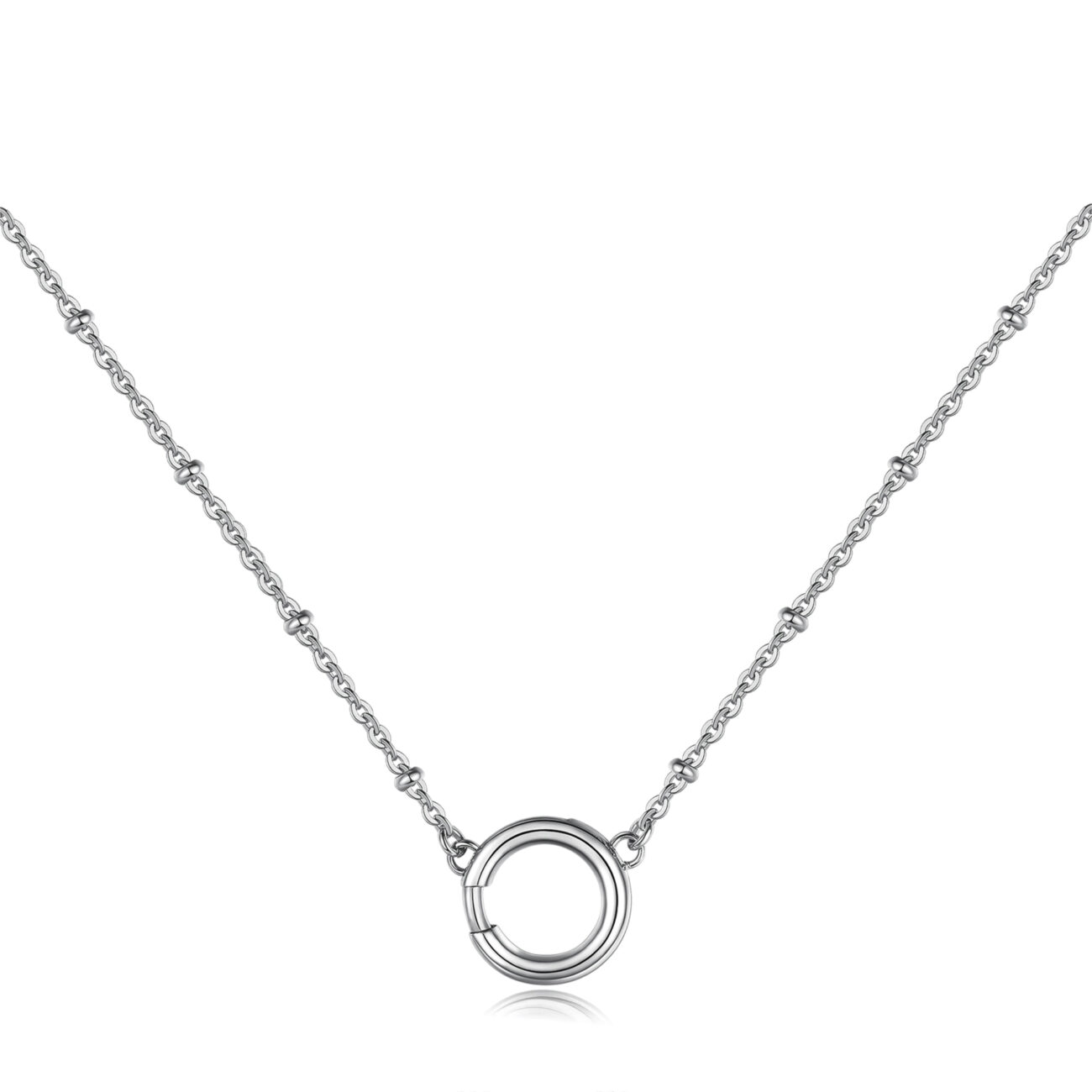 316L stainless steel composable chocker.