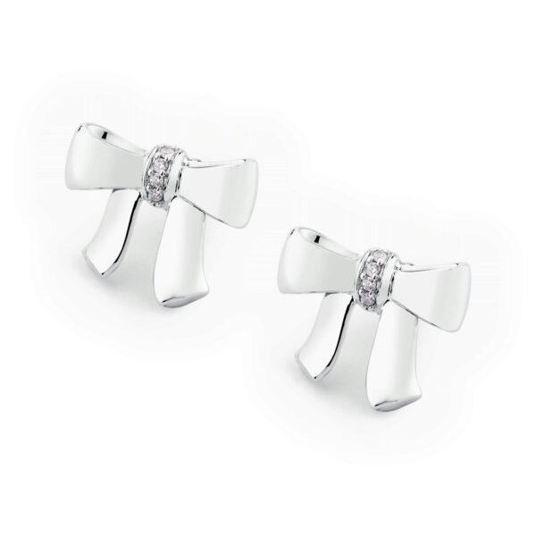 Earrings Rosette