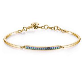 Bracelet CHAKRA Ecletic Green Crystal