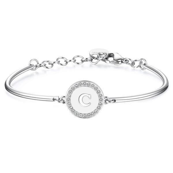 Bracelet CHAKRA – LETTER C