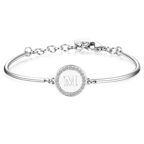 Bracelet CHAKRA – LETTER M