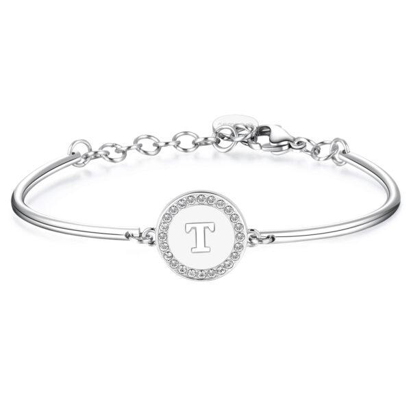Bracelet CHAKRA – LETTER T