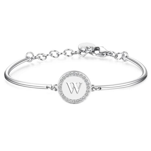 Bracelet CHAKRA – LETTER W