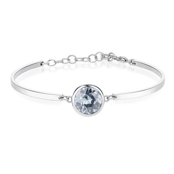 Bracelet CHAKRA Blue Crystal