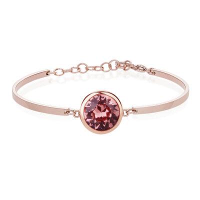 Bracelet CHAKRA Pink Crystal