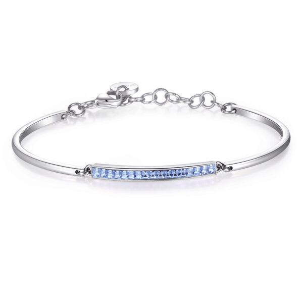 Bracelet CHAKRA Sky Blue Crystal