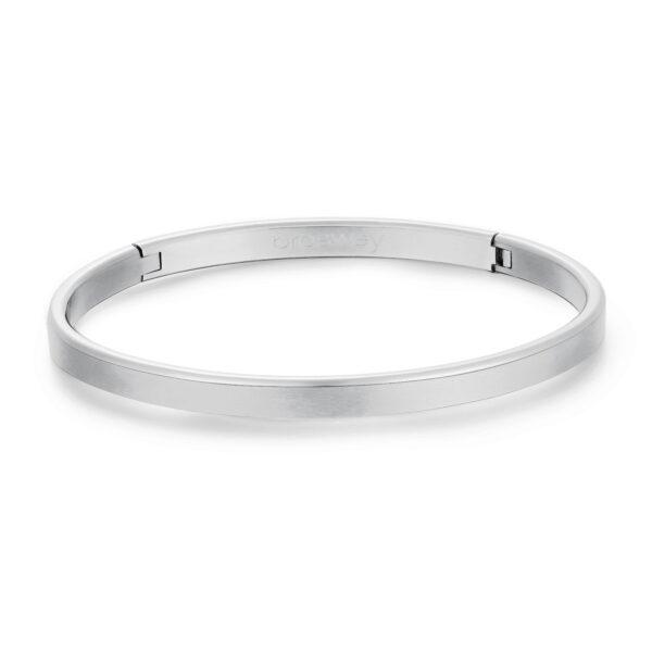 316L stainless steel bangle bracelet.