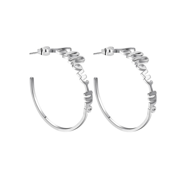 Earrings SCRIPT