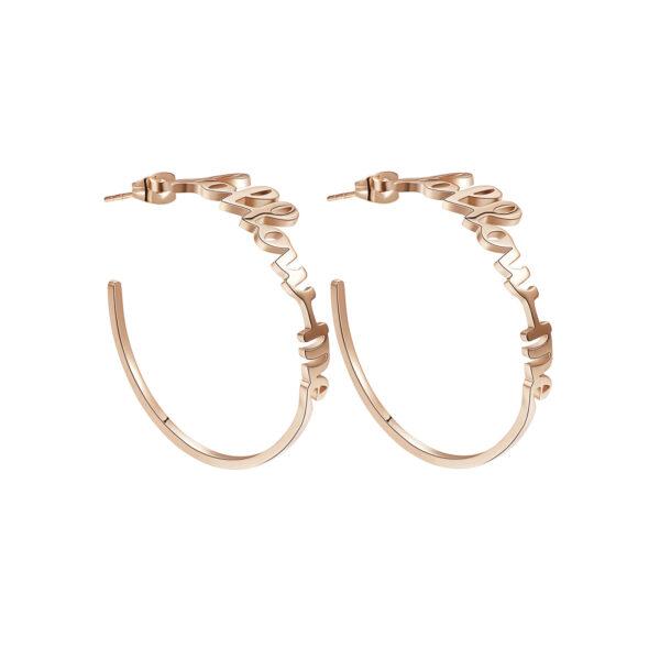 Earrings SCRIPT