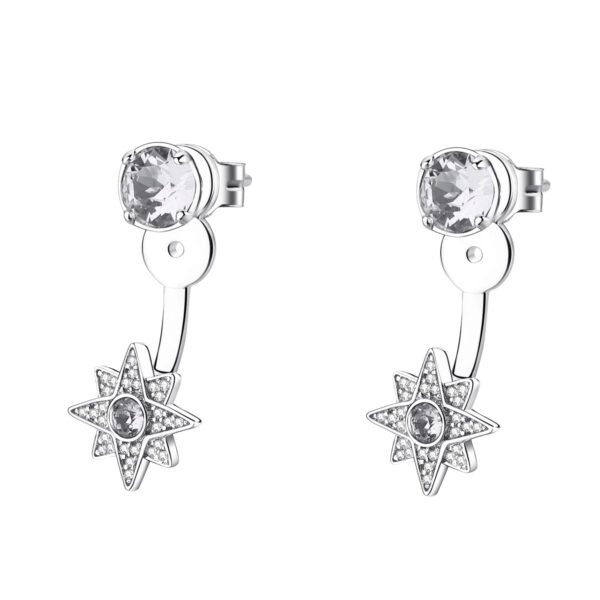 Earrings AFFINITY ARGENTO