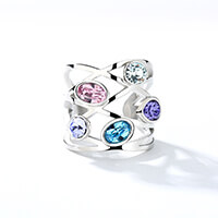 Discover the Destiny rings collections on brosway.us