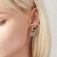Discover the Sight earrings collection on brosway.us