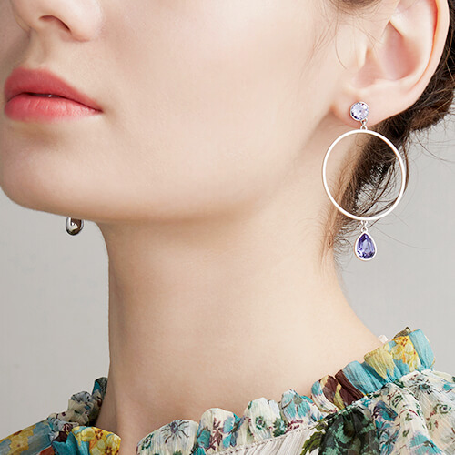 Hoops Earrings on brosway.us