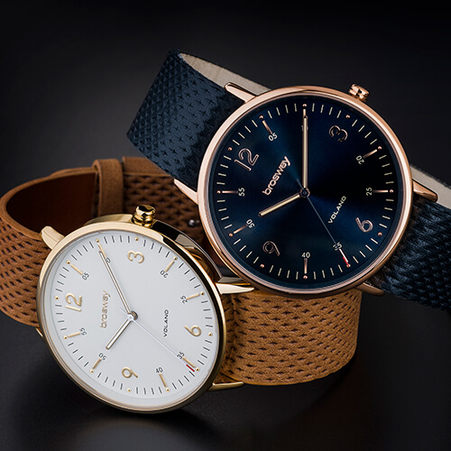 New Men Square Watches