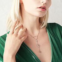 Discover the Sight necklaces collection on brosway.us