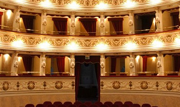 BROSWAY OFFICIAL SPONSOR OF THE ALALEONA THEATRE IN MONTEGIORGIO