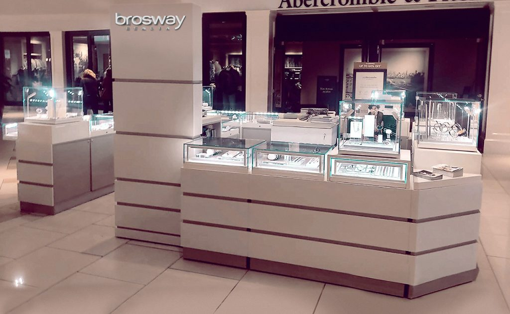 store at Aventura Mall