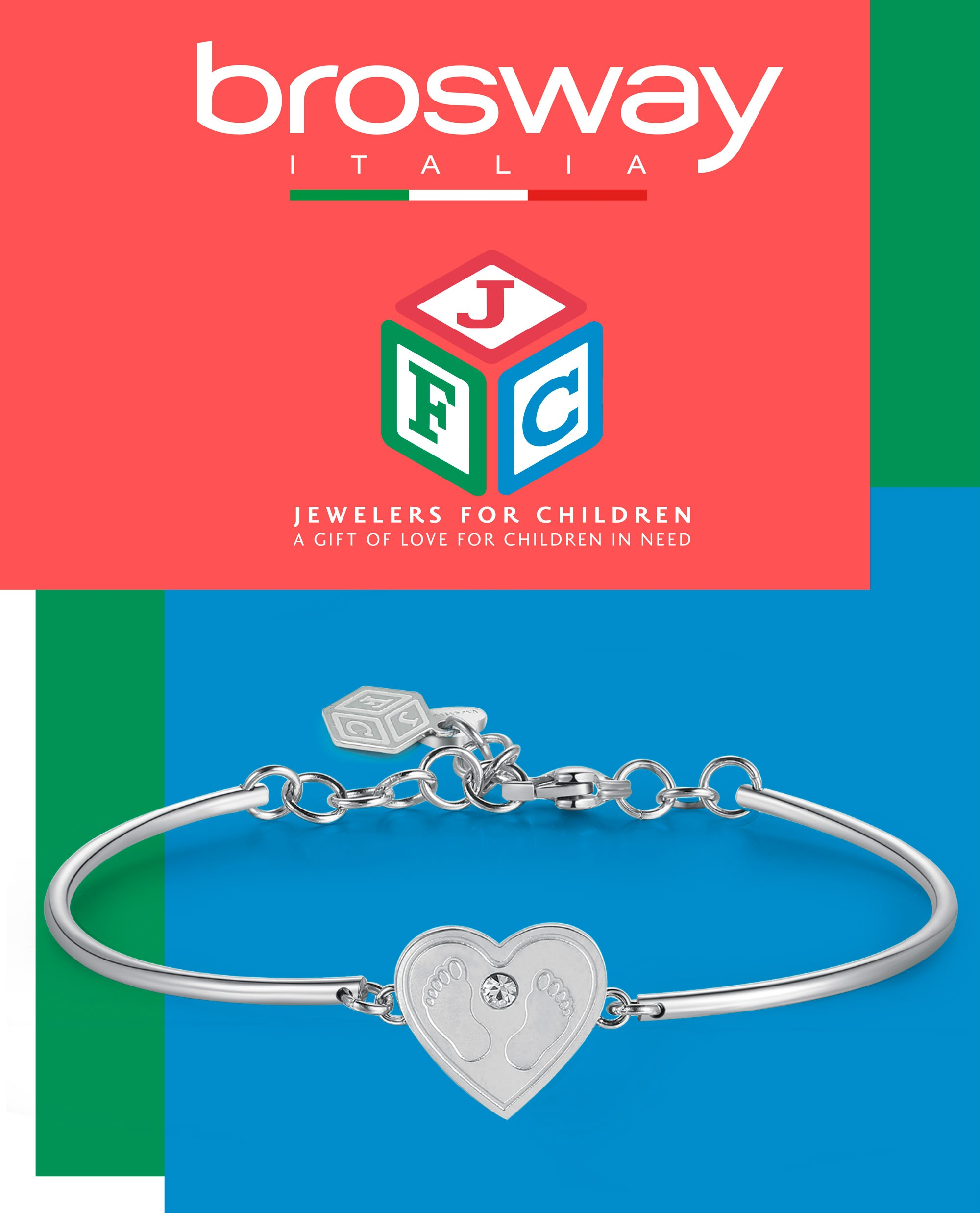 bracelet charity jewelers for children