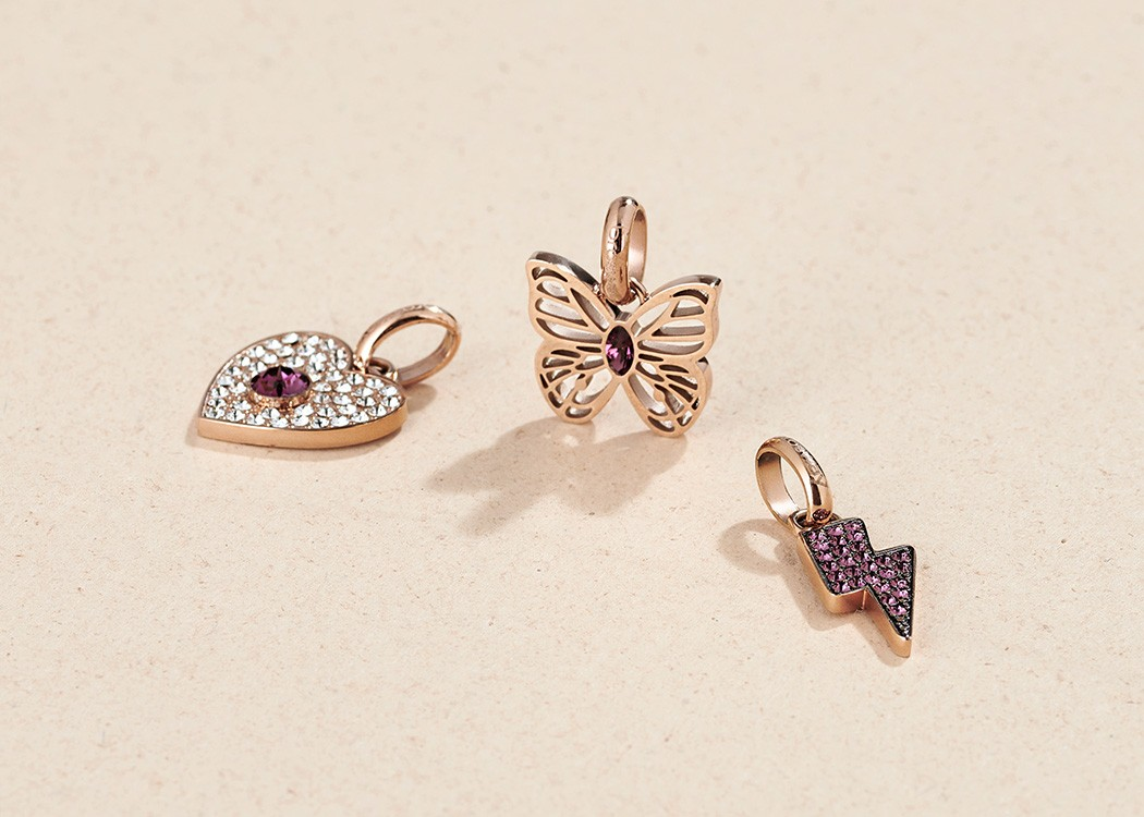 tres jolie mini charms