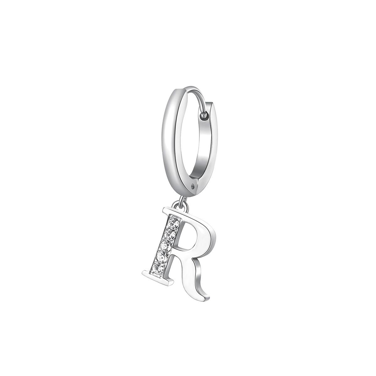 chakra mono earrings