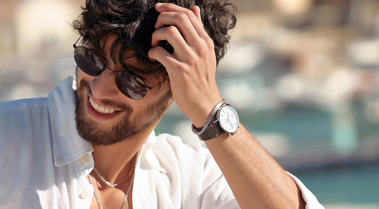 MENS WITH BROSWAY WATCHES